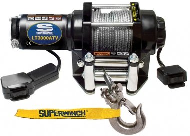 Лебедка Superwinch LT3000 ATV электрическая